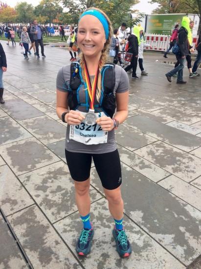 chelsea Berlin Marathon